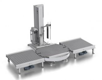 Emballeuse avec table tournante - Devis sur Techni-Contact.com - 2