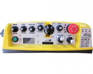 Emetteur ferroviaire avec joystick central  - Devis sur Techni-Contact.com - 1