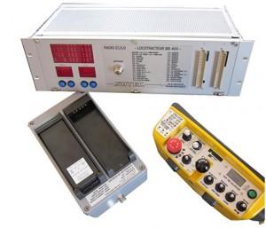 Emetteur ferroviaire avec joystick central  - Devis sur Techni-Contact.com - 3