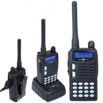 Émetteur-récepteur portatif hautes fréquences - Devis sur Techni-Contact.com - 1