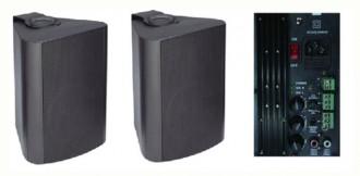 Enceinte compacte amplifiée - Devis sur Techni-Contact.com - 1