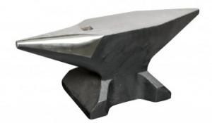 Enclume en acier de 30 kg - Devis sur Techni-Contact.com - 1