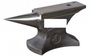 Enclume en acier de 50 kg pour la coutellerie et la maréchalerie - Devis sur Techni-Contact.com - 1
