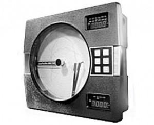 Enregistreur papier à diagramme circulaire - Devis sur Techni-Contact.com - 1