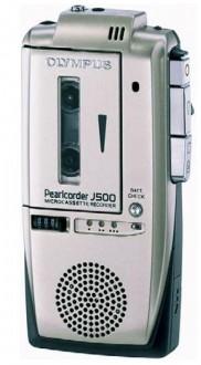 Enregistreur portable Olympus J500 - Devis sur Techni-Contact.com - 1