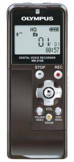 Enregistreurs portables Olympus WS210 512 Mo - Devis sur Techni-Contact.com - 1
