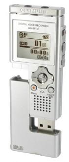 Enregistreurs portables Olympus WS311 MP3 - Devis sur Techni-Contact.com - 1