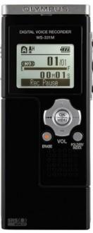 Enregistreurs portables Olympus WS331 MP3 - Devis sur Techni-Contact.com - 2