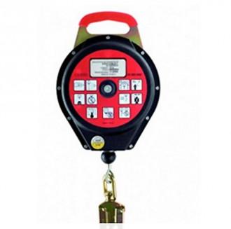 Enrouleur antichute à câble acier - Devis sur Techni-Contact.com - 1