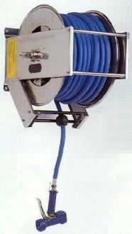 Enrouleur automatique acier inox 304 pistolet - Devis sur Techni-Contact.com - 1