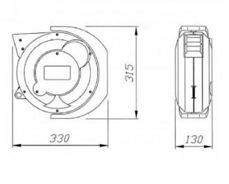 Enrouleur de cable électrique - Devis sur Techni-Contact.com - 2