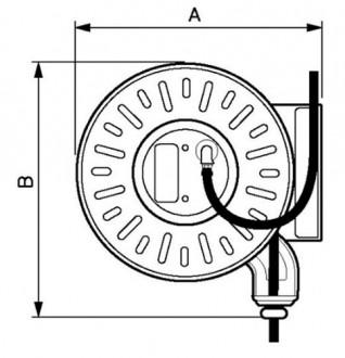 Enrouleur de tuyaux - Devis sur Techni-Contact.com - 2