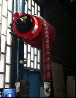 Enrouleur pour aspiration de gaz d'échappement - Devis sur Techni-Contact.com - 3