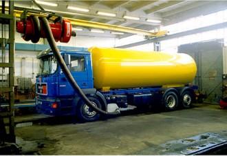Enrouleur pour aspiration de gaz d'échappement - Devis sur Techni-Contact.com - 4
