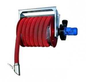 Enrouleur pour particules de gaz d'échappement - Devis sur Techni-Contact.com - 1