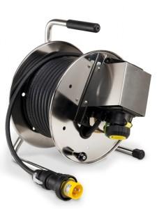 Enrouleur câble électrique Atex - Devis sur Techni-Contact.com - 1