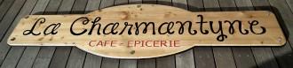 Enseigne bois sculpté gravé peinte - Devis sur Techni-Contact.com - 5