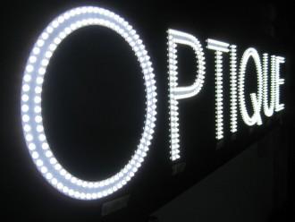 Enseigne lumineuse LED - Devis sur Techni-Contact.com - 1