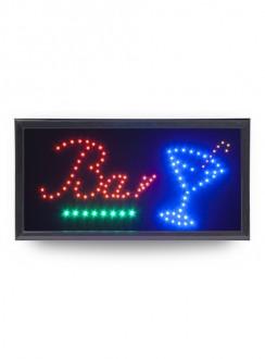 Enseigne lumineuse LED