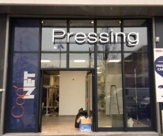 Enseigne lumineuse pour pressing - Devis sur Techni-Contact.com - 1