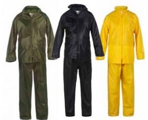 Ensemble de pluie en Nylon ou PVC - Devis sur Techni-Contact.com - 2