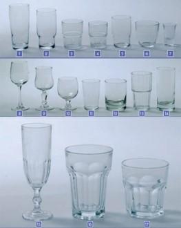 Ensemble de verre - Devis sur Techni-Contact.com - 1