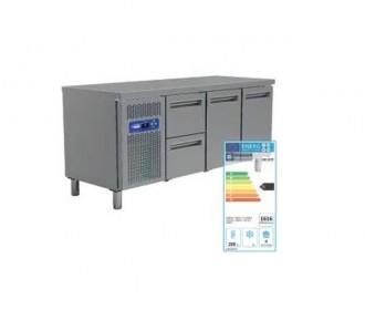 Ensemble table frigorifique - Devis sur Techni-Contact.com - 1