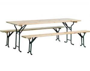 Ensemble table pliable - Devis sur Techni-Contact.com - 1