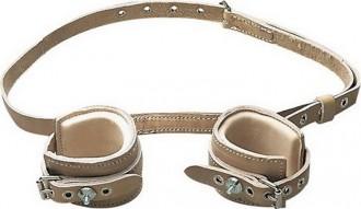 Entraves chevilles cuir - Devis sur Techni-Contact.com - 1