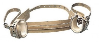 Entraves poignet cuir - Devis sur Techni-Contact.com - 1