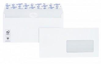 Enveloppe commerciale vélin blanc - Devis sur Techni-Contact.com - 1