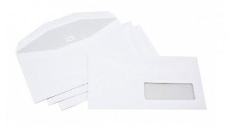 Enveloppe mécanisable extra blanche avec fenêtre - Devis sur Techni-Contact.com - 1
