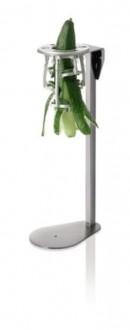 Eplucheur concombres sur pied en inox - Devis sur Techni-Contact.com - 1