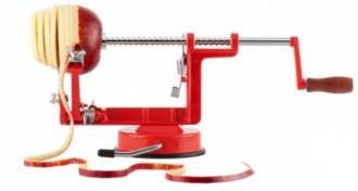 Eplucheuse pomme à fixation ventouse - Devis sur Techni-Contact.com - 1