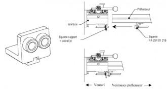 Equerre support-raccord PA ESR 01 216 - Devis sur Techni-Contact.com - 1