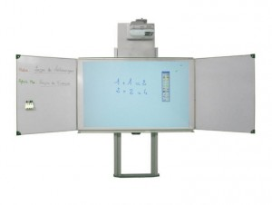 Équilibreur mural électrique pour tableau scolaire - Devis sur Techni-Contact.com - 1