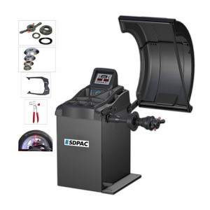 Équilibreuse de roue automatique - Devis sur Techni-Contact.com - 1