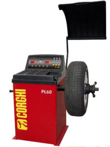 Équilibreuse de roue compacte - Devis sur Techni-Contact.com - 1