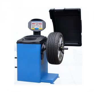 Equilibreuse roues véhicule - Devis sur Techni-Contact.com - 1