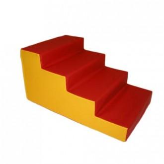 Escalier 4 marche en mousse d'initiation - Devis sur Techni-Contact.com - 1