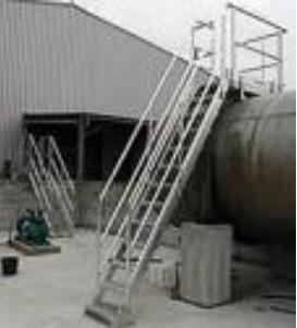 Escalier en aluminium sur mesure - Devis sur Techni-Contact.com - 2