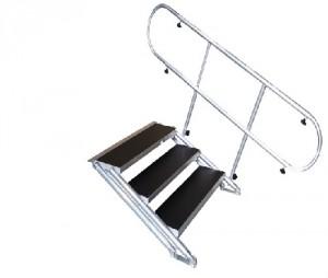 Escalier pour scène - Devis sur Techni-Contact.com - 1