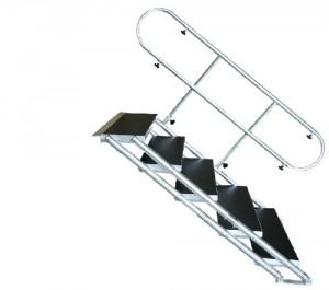 Escalier pour scène - Devis sur Techni-Contact.com - 2
