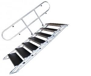 Escalier pour scène - Devis sur Techni-Contact.com - 3