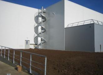 Escalier professionnel métallique sur mesure - Devis sur Techni-Contact.com - 1