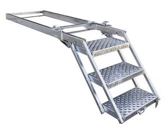 Escalier utilitaire escamotable - Devis sur Techni-Contact.com - 2