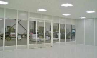 Espace de travail vitré - Devis sur Techni-Contact.com - 1