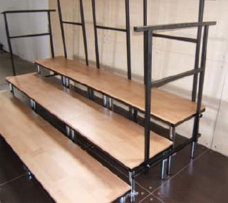 Estrade modulaire - Devis sur Techni-Contact.com - 2