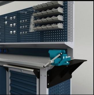 Établi armoire complet professionnel 3700 mm - Devis sur Techni-Contact.com - 3