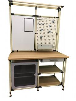 Établi ergonomique professionnel - Devis sur Techni-Contact.com - 1